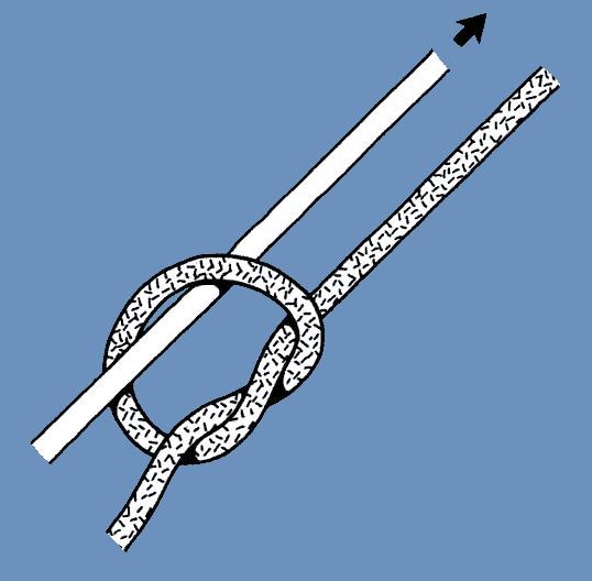 Fisherman's Knot 1