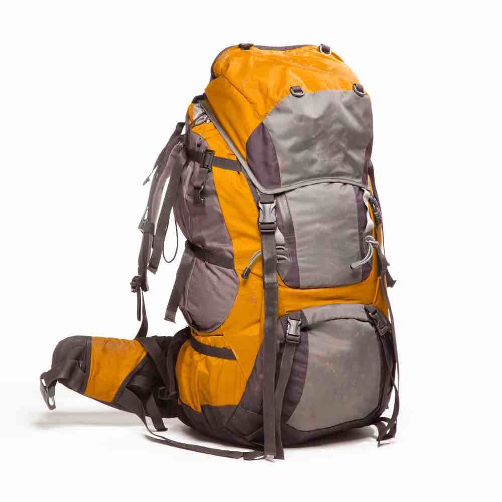 Some features are essential in a survival backpack, like comfort and plenty of storage.