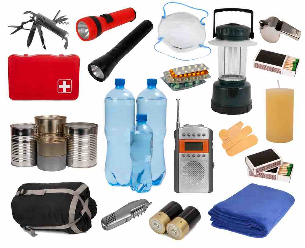 Your survival backpack should include all the essentials and nothing extraneous.
