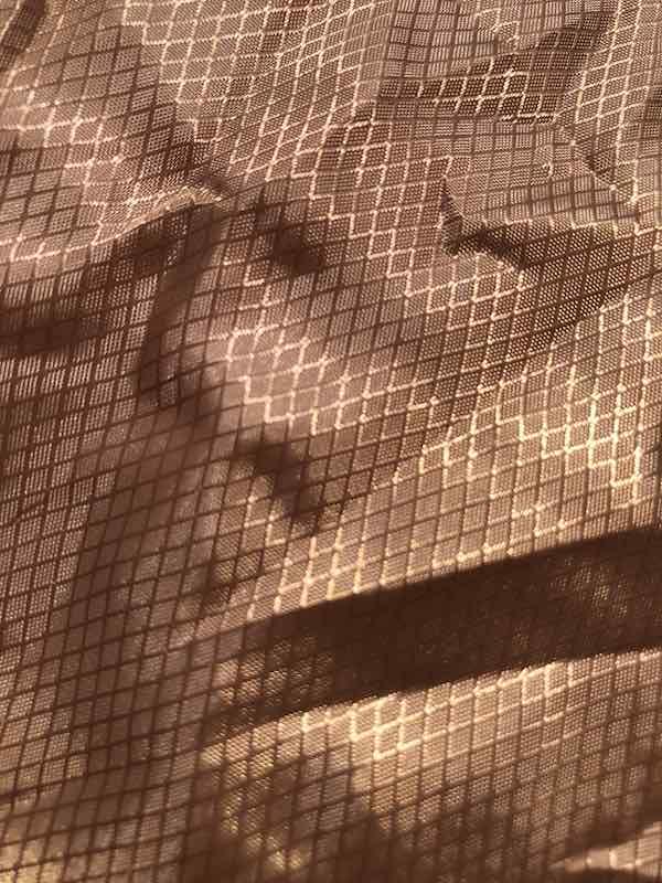 Snugpak Jungle Blanket Micro Diamond Ripstop Fabric