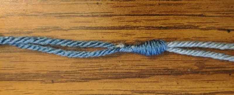 Albright Knot 8
