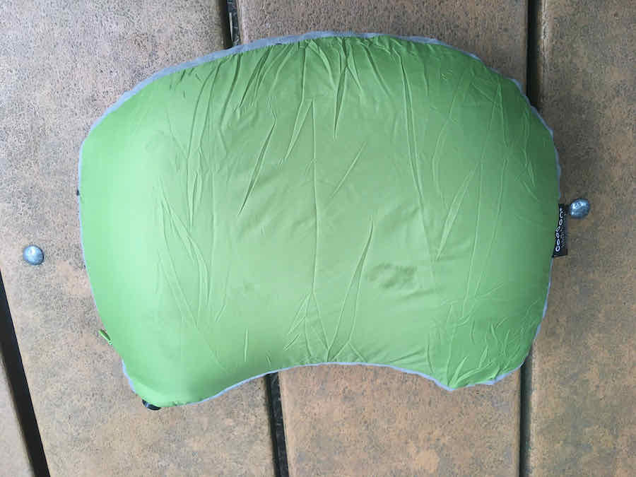 Exterior of Cocoon Camp Pillow