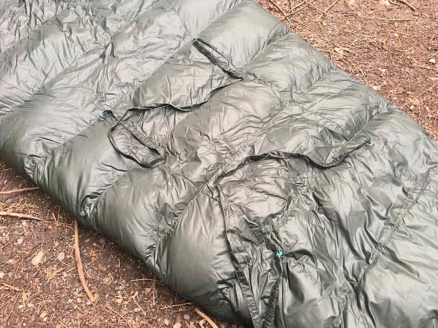 Therm-a-Rest Hyperion Sleeping Pad Attachments