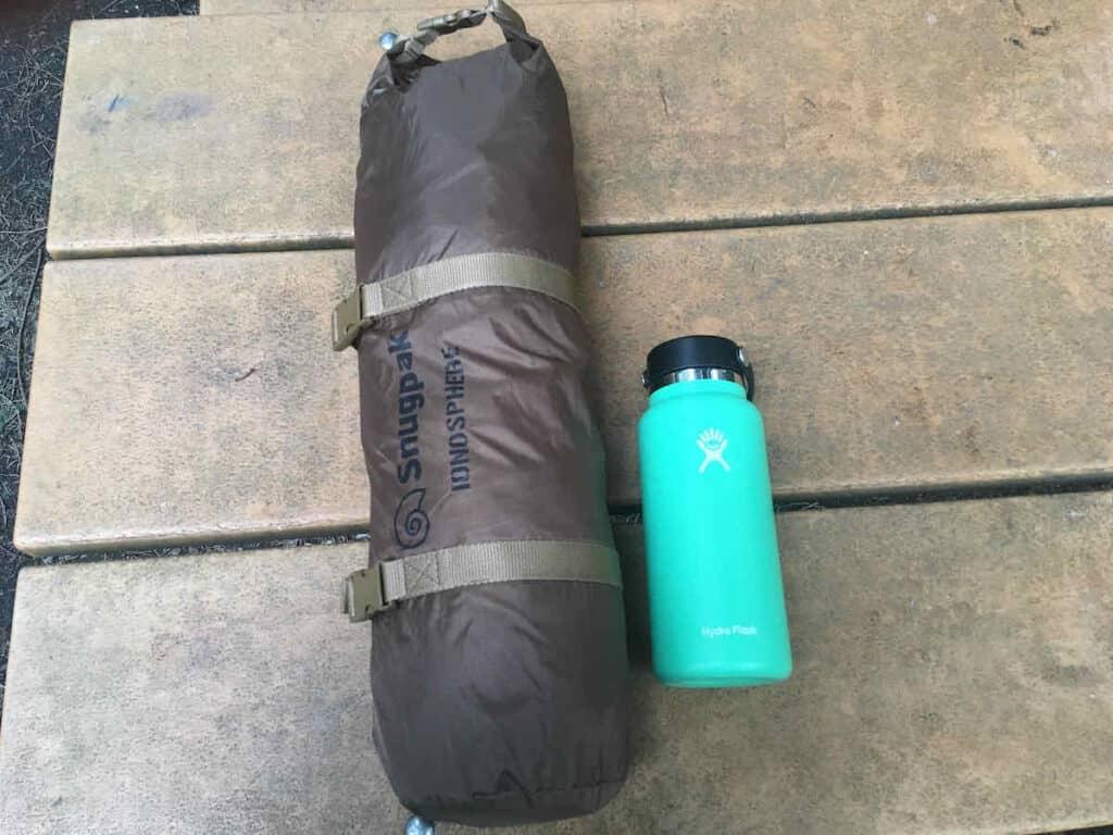 Snugpak Ionosphere w/ Water Bottle