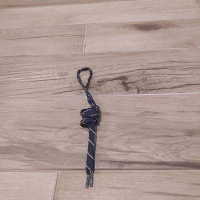 Spider Hitch Knot Step 5